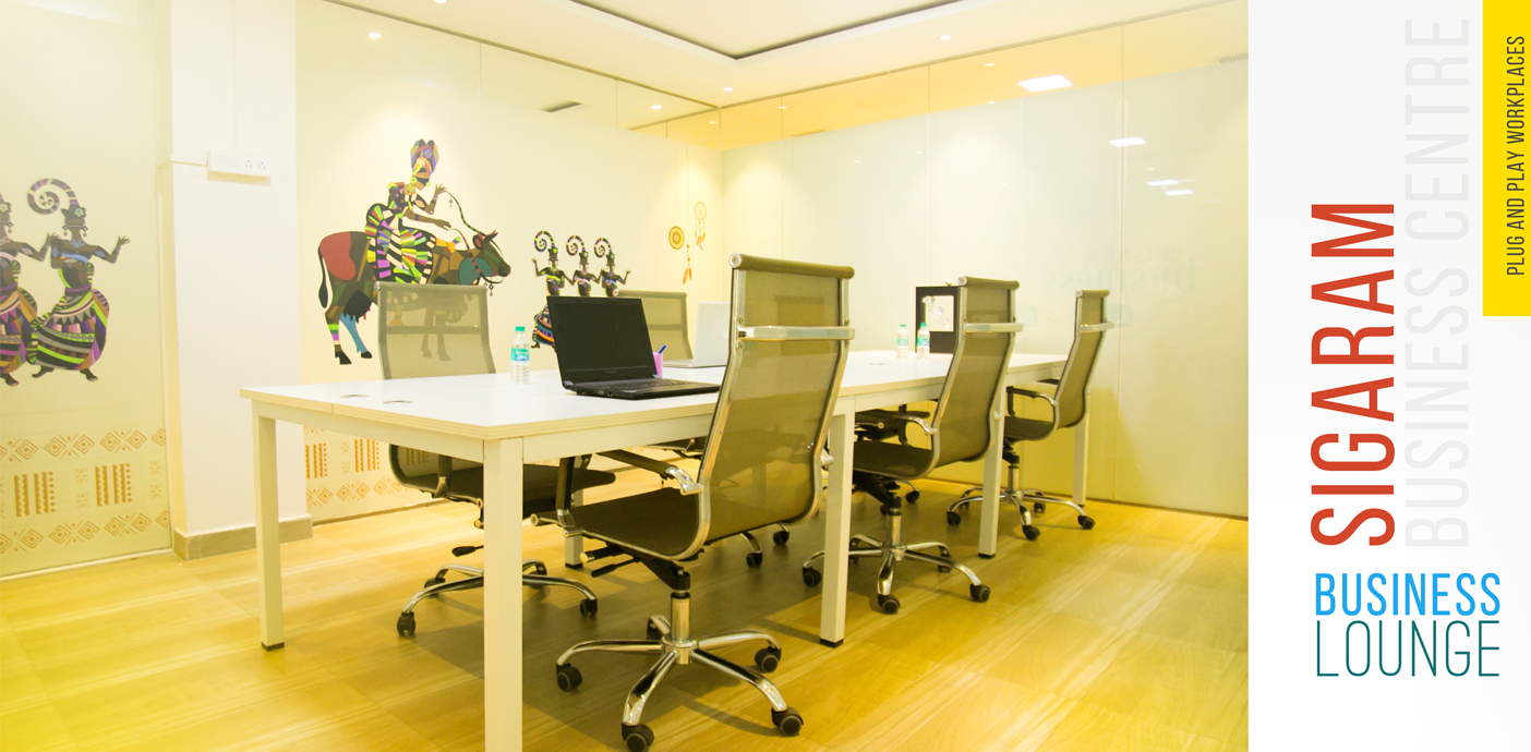 Serviced office in Chennai